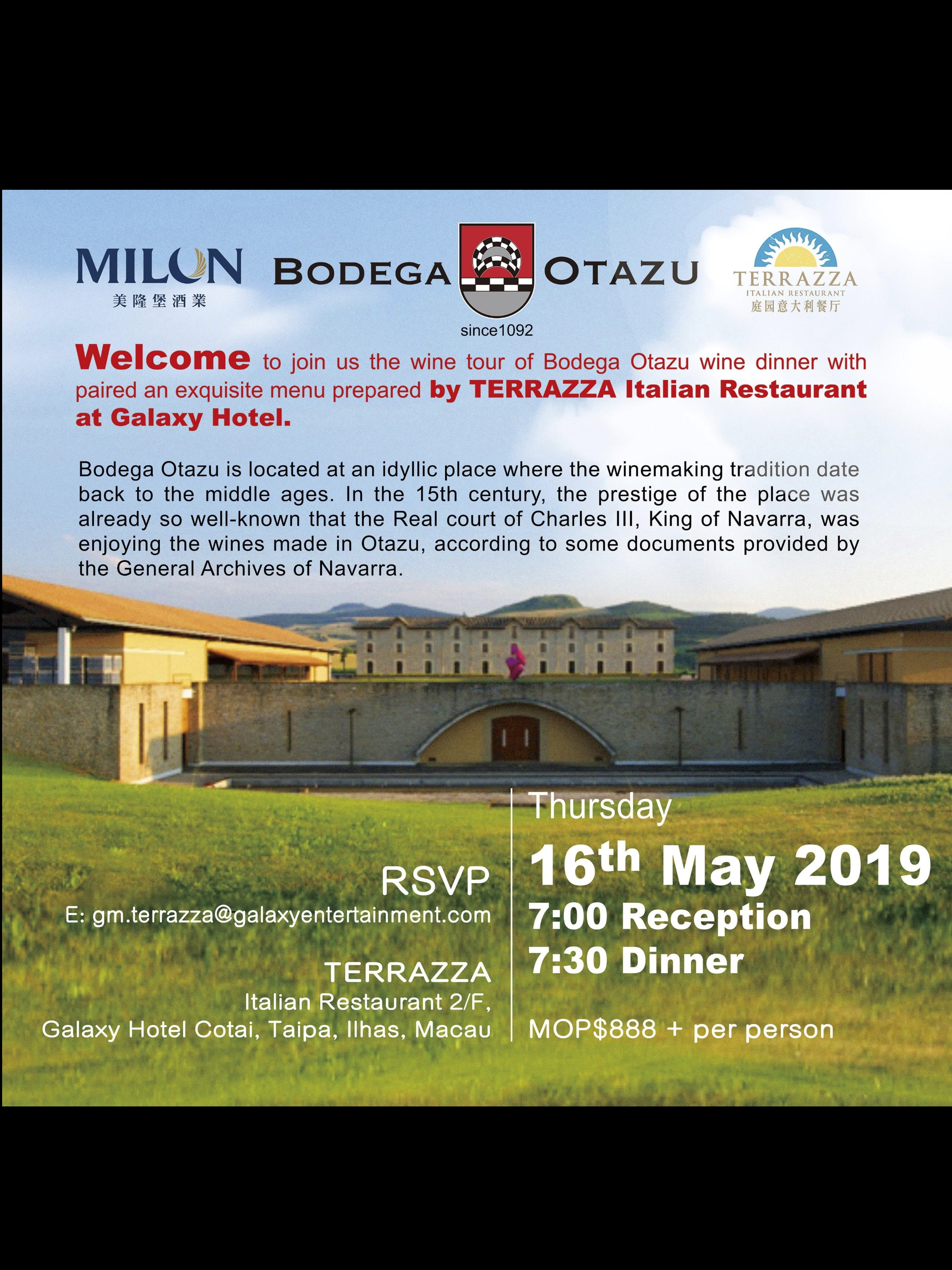 Wine Beverage Events May 2019 3 The Wine Society Of Macau